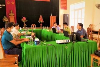 Ban Quản lý VQG Phong Nha – Kẻ Bàng triển khai thực hiện Công cụ theo dõi hiệu quả quản lý (METT) tại VQG Phong Nha – Kẻ Bàng